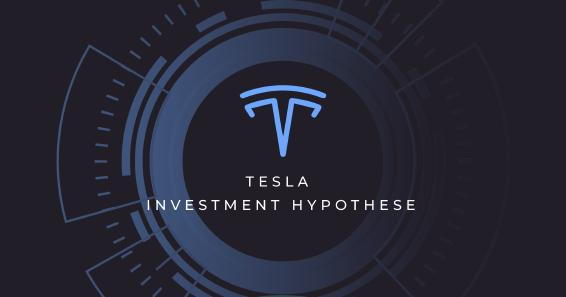 Investment Hypothese: Tesla